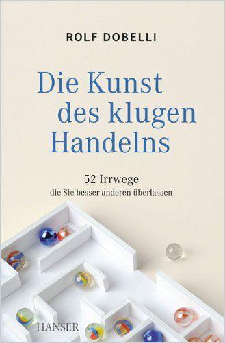 Image of: Die Kunst des klugen Handelns