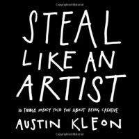 Steal Like an Artist book summary