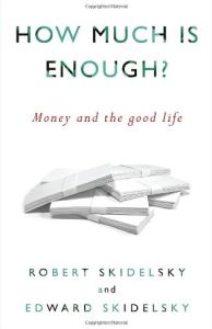 How Much Is Enough? book summary