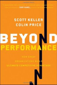 Beyond Performance book summary