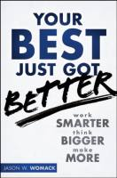 Your Best Just Got Better book summary