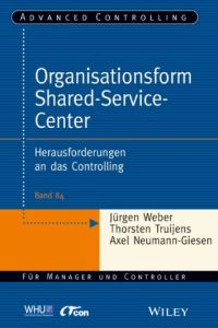 Organisationsform Shared-Service-Center Buchzusammenfassung