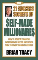 The 21 Success Secrets of Self-Made Millionaires book summary