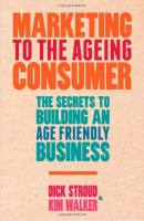 Marketing to the Ageing Consumer book summary