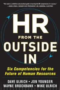 HR from the Outside In book summary