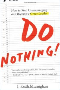 Do Nothing! book summary