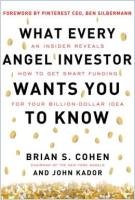 What Every Angel Investor Wants You to Know book summary