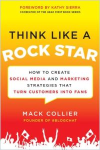 Think Like a Rock Star book summary