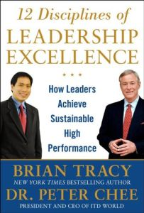 12 Disciplines of Leadership Excellence book summary