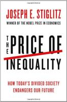 The Price of Inequality book summary