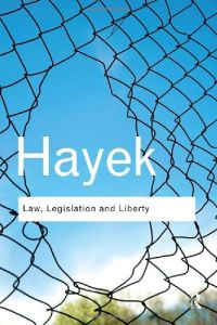 Law, Legislation and Liberty book summary