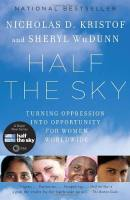 Half the Sky book summary