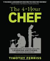 The 4-Hour Chef book summary