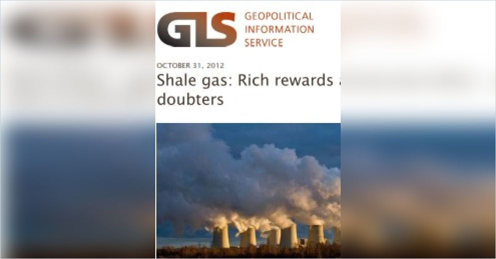 the pros and cons of shale gas environmental sciences essay Pros and cons of fracking  is a method for accessing reserves of shale gas, an energy resource  there's collaboration between environmental groups and the.