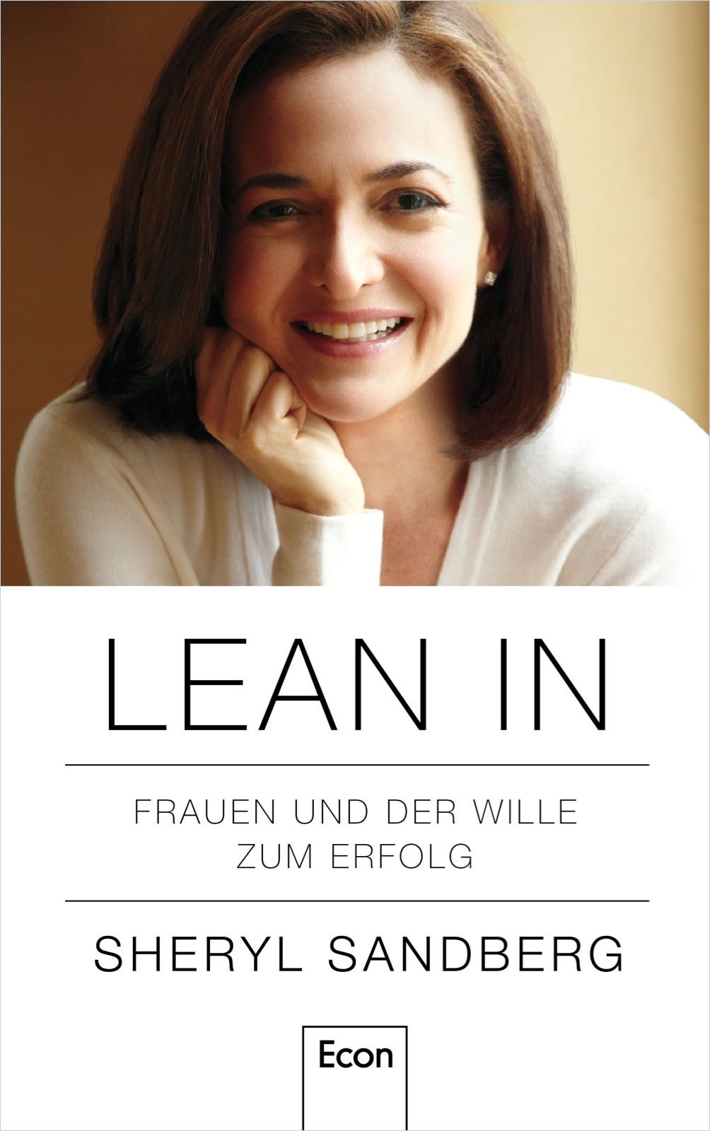 Image of: Lean In
