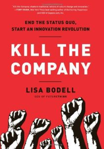 Kill the Company book summary