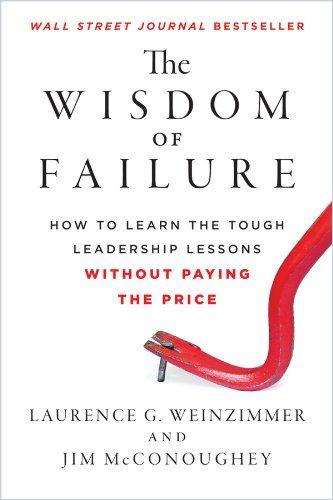 Image of: The Wisdom of Failure