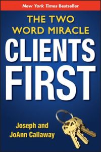 Clients First book summary