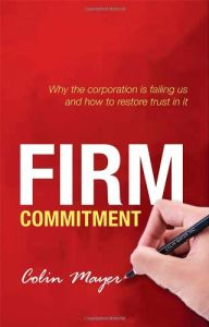 Firm Commitment book summary
