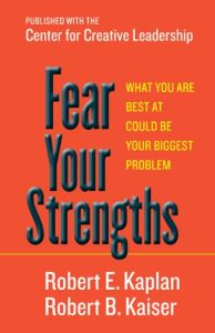 Fear Your Strengths book summary