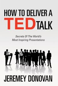 How to Deliver a TED Talk book summary