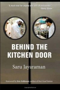 Behind the Kitchen Door book summary