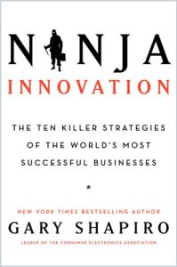 Ninja Innovation book summary