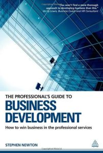 The Professional's Guide to Business Development book summary
