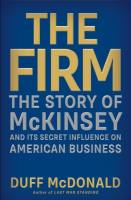 The Firm book summary