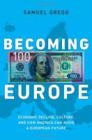 Becoming Europe book summary