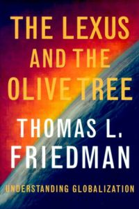 The Lexus and the Olive Tree book summary
