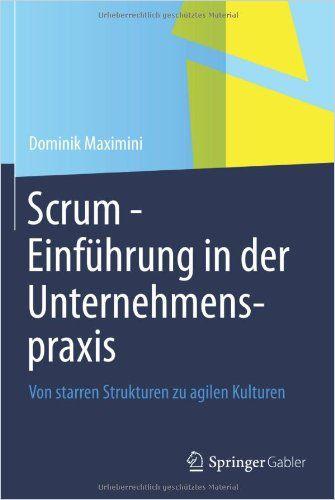 Image of: Scrum – Einführung in der Unternehmenspraxis
