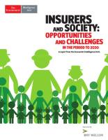 Insurers and Society summary