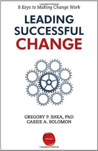 Image of: Leading Successful Change