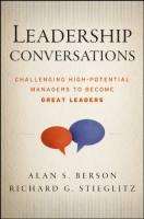 Leadership Conversations book summary