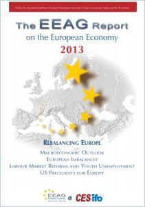 The EEAG Report on the European Economy 2013 book summary