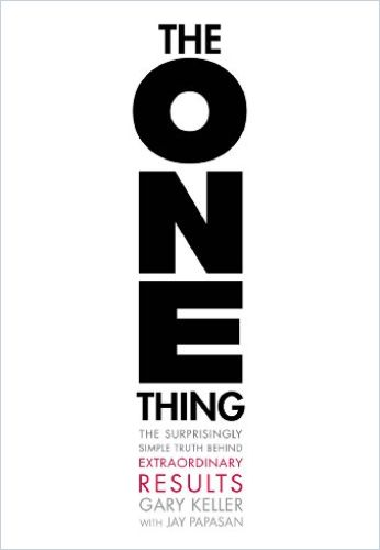 Image of: The One Thing