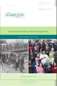 Ten Economic Facts About Immigration summary