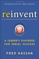 Reinvent book summary
