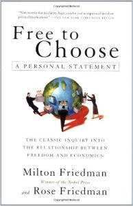 Free to Choose book summary