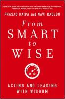 From Smart to Wise book summary
