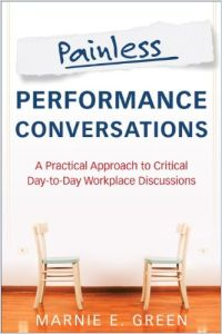 Painless Performance Conversations book summary