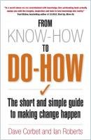 From Know-How to Do-How book summary