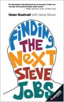 Finding the Next Steve Jobs book summary