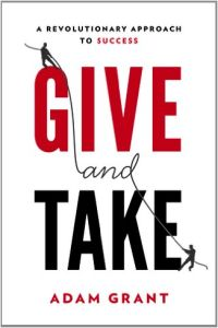 Give and Take book summary