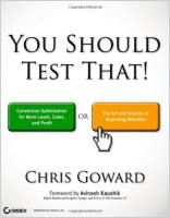 You Should Test That! book summary