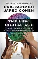 The New Digital Age book summary