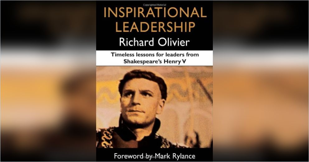 Inspirational Leadership Summary | Richard Olivier