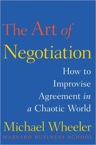 Image of: The Art of Negotiation