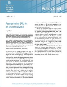 Reengineering EMU for an Uncertain World summary